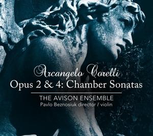 Arcangelo Corelli - Opus 2 & 4 - Kammersonaten