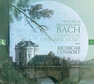 Wilhelm Friedemann Bach: Die Kammermusik