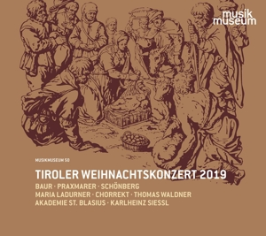 Tiroler Weihnachtskonzert 2019