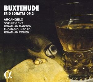 Dieterich Buxtehude: Trio-Sonaten Op. 2