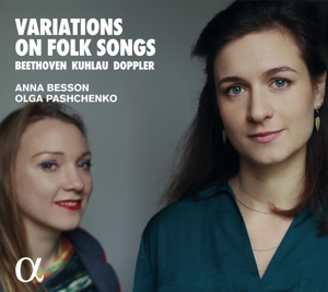 Beethoven/Kuhler/Doppler: Variations on Folk Songs