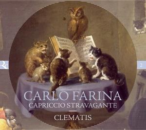 Carlo Farina: Capriccio stravagante