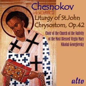 Pavel Grigorjewitsch Chesnokov: Liturgie des Hl. Chrysostomos, Op. 42