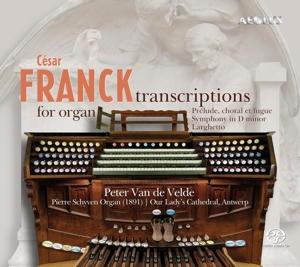 César Franck: Orgeltranskriptionen