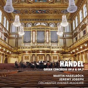Georg Friedrich Händel: Orgelkonzerte Opp. 4 & 7