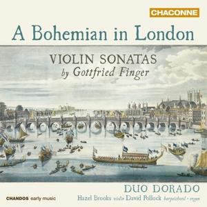 Gottfried Finger - A Bohemian in London - Violinsonaten