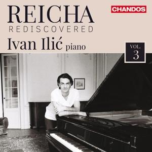 Anton Reicha: Reicha rediscovered Vol. 3 -  The Art of Variations Op. 57