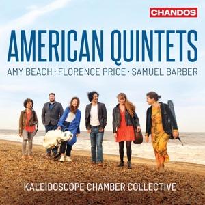 American Quintets - Werke von Beach, Price & Barber