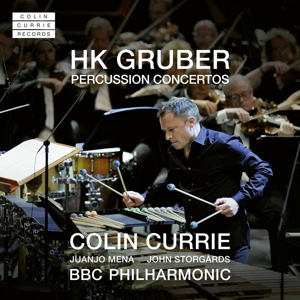 HK  Gruber: Percussion Concertos - Rough Music; ....Into the Open