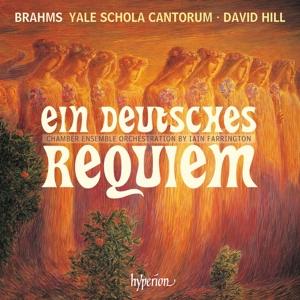 Johannes Brahms - Ein deutsches Requiem (Kammerfassung von Iain Farrington)