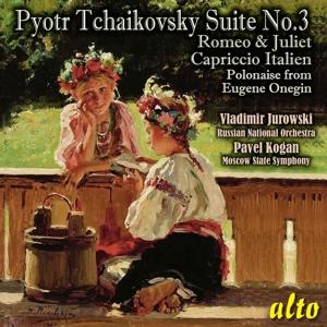 Peter Il. Tschaikowsky: Suite Nr. 3; Romeo & Julia; Capriccio Italien