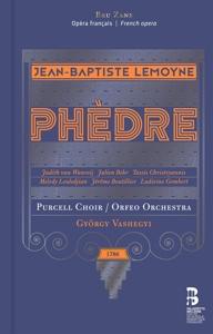 Jean-Baptiste Lemoyne: Phèdre (2 CD + Buch)