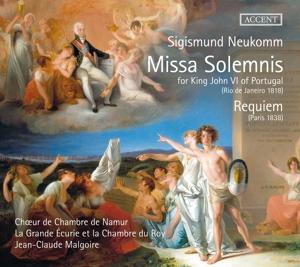 Sigismund Neukomm - Missa Solemnis & Requiem