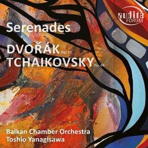 Antonin Dvorak/Peter I. Tschaikowsky: Serenaden