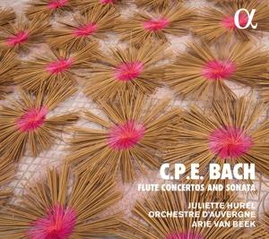 Carl Philipp Emanuel Bach -  Flötenkonzerte H 431, 435 & 438 u.a.