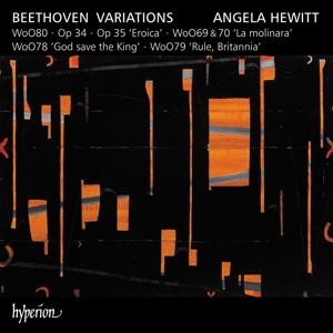 Ludwig van Beethoven: Variationen - Wo080; Wo069; Wo070 u.a.