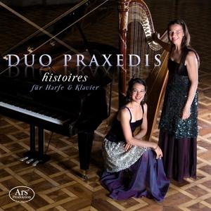 Histoires - Originale Opern-Bearbeitungen für Harfe & Klavier
