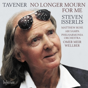 John Tavener: No longer mourn for me