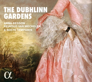 The Dubhlinn Gardens - An Evening in the High Society of 18th Century Dublin