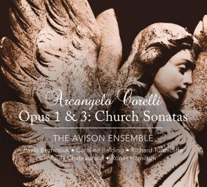 Arcangelo Corelli - Opus 1 & 3 - Kirchensonaten