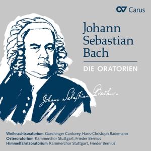 Johann Sebastian Bach: Die Oratorien