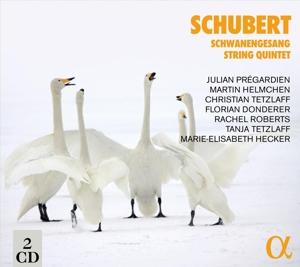 Franz Schubert: Schwanengesang; Streichquintett D. 956