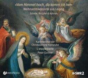 Vom Himmel hoch, da komm ich her - Weihnachtskonzerte aus Leipzig
