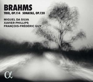 Johannes Brahms: Sonaten & Trio für Viola