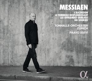 Olivier Messiaen - L´Ascension; Les Offrandes Oubliées u.a.