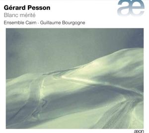 Gerard Pesson - Blanc Mérité