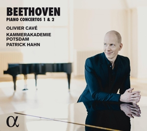 Ludwig van Beethoven: Klavierkonzerte 1 & 2