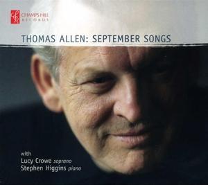 September Songs - Lieder von Gershwin, Bernstein,  Porter u.a.