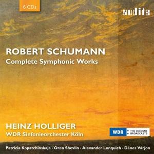 Robert Schumann - Die Sinfonischen Werke