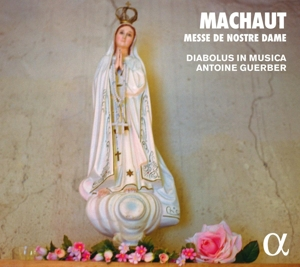 Guillaume de Machaut - Messe de Nostre Dame