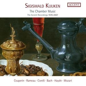 Sigiswald Kuijken - Die Kammermusik - Die ACCENT-Aufnahmen 1978-2007