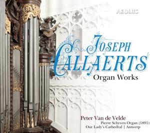 Joseph Callaerts - Orgelwerke