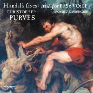 Georg Friedrich Händel - Bass-Arien