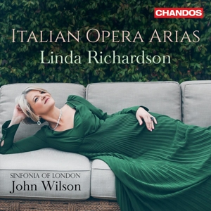 Linda Richardson singt italienische Opern-Arien von Verdi, Bellini u.a.