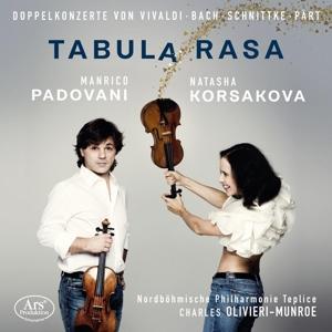 Tabula Rasa - Werke von Pärt, Bach, Vivaldi & Schnittke