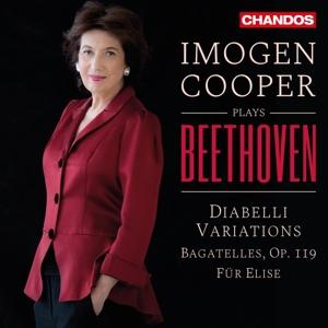 Ludwig van Beethoven - Diabelli-Variationen; Bagatellen Op. 119; Für Elise u.a.