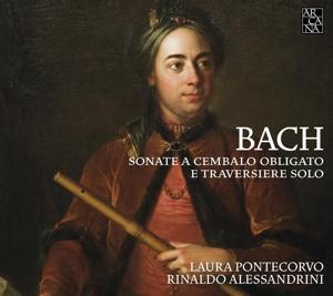 Johann Sebastian Bach - Flötensonaten