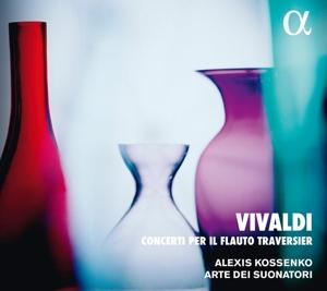 Antonio Vivaldi - Konzerte für Traversflöte