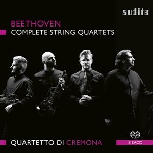 Ludwig van Beethoven - Die Streichquartette