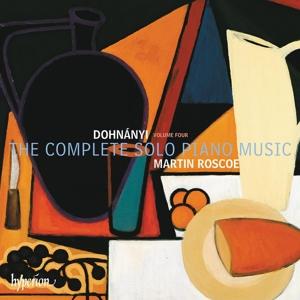 Ernö Dohnányi - Die Werke für Piano solo Vol. 4
