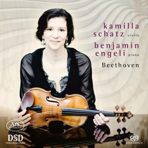 "Ludwig van Beethoven - Sonaten für Violine & Klavier/12 Variationen über ""Se vuol ballare"""