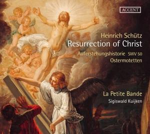 Heinrich Schütz - Auferstehungshistorie SWV 50