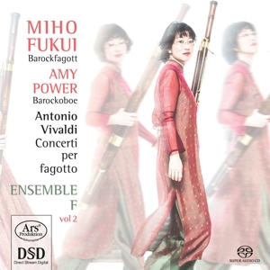 Antonio Vivaldi - Fagottkonzerte Vol. 2