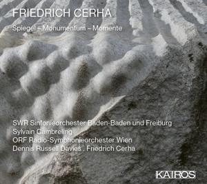 Friedrich Cerha: Spiegel I-VII - Monumentum - Momente