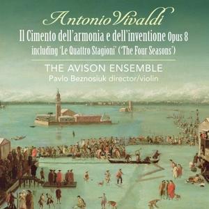 Antonio Vivaldi - Concerti Op. 8