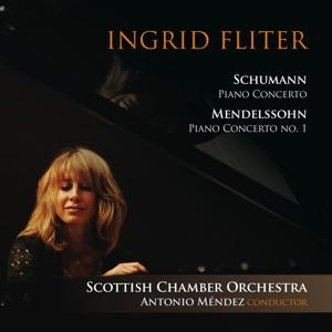 Robert Schumann/Felix Mendelssohn Bartholdy - Klavierkonzerte